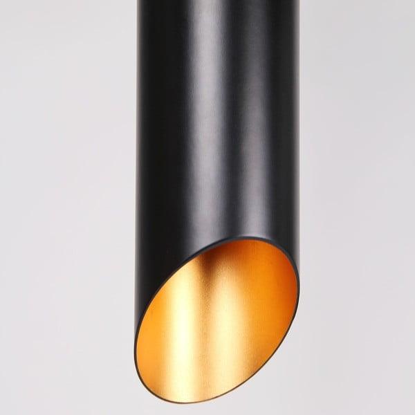 Závesné svetlo Tubular Long