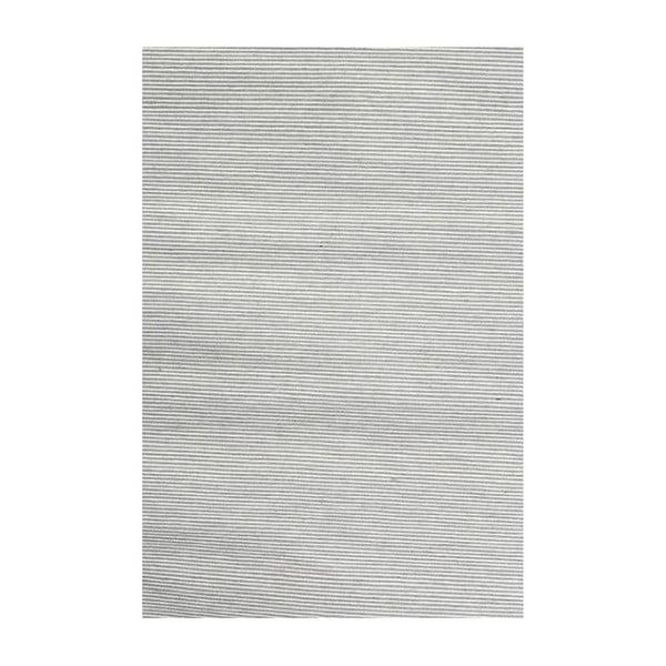 Vlnený koberec Casa Grey/White, 160x230 cm