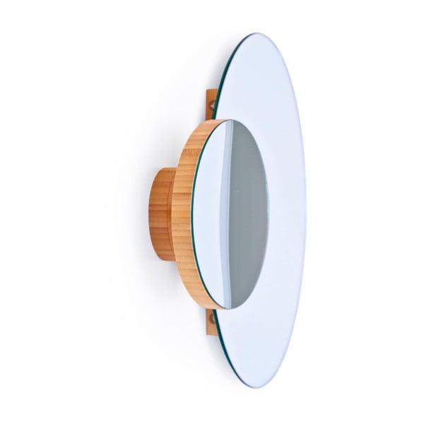 Nástenné zrkadlo Eclipse Bamboo