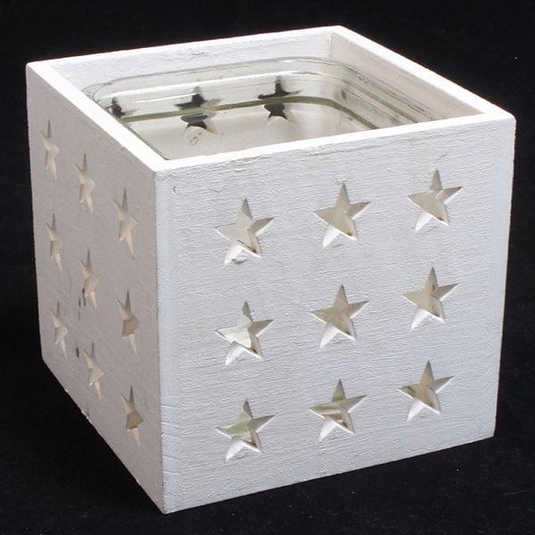 Svietnik Dakls, biele hviezdy