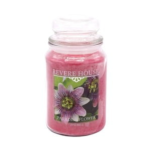 Vonná sviečka v skle s vôňou kvetín z raja Candle-Lite, doba horenia až 120 hodín