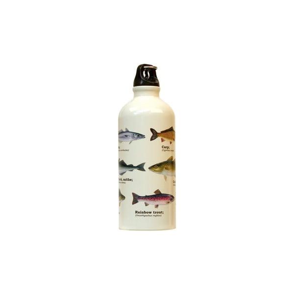 Fľaša na vodu Gift Republic Multi Fish