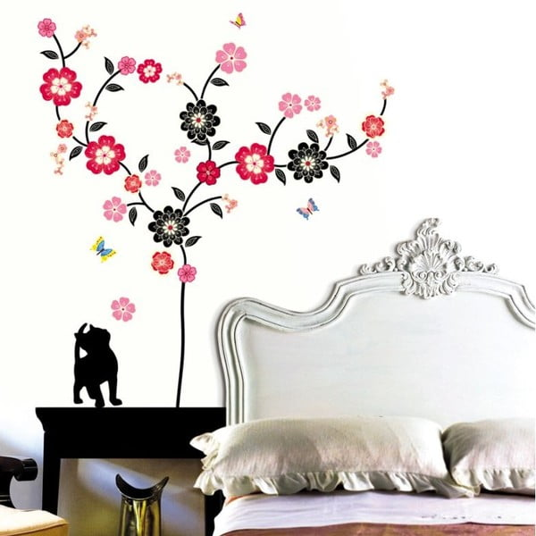 Samolepka MaDéco Blossom Trees