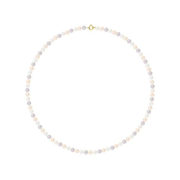 Náhrdelník s riečnymi perlami Nina