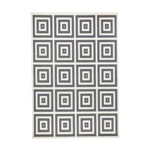 Sivo-biely koberec Hanse Home Mono, 200×290cm