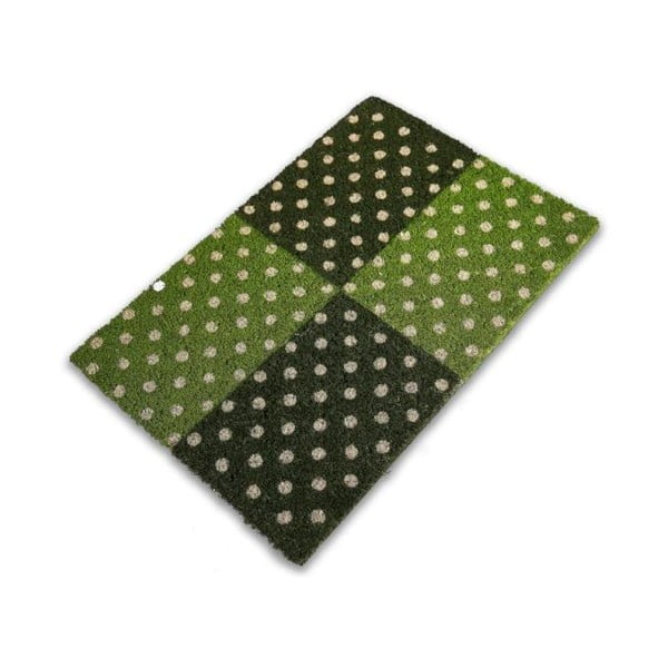 Rohožka Zebrino, zelená