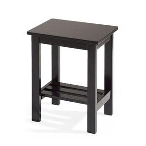 Kávový stolík Kaos Black