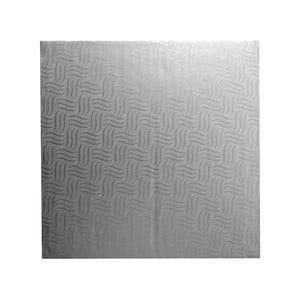 Sivá prekládacia karta na torty Mason Cash Baking, 30 x 30 cm