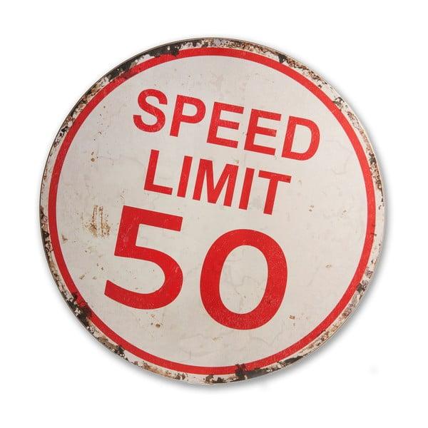 Ceduľa Speed Limit