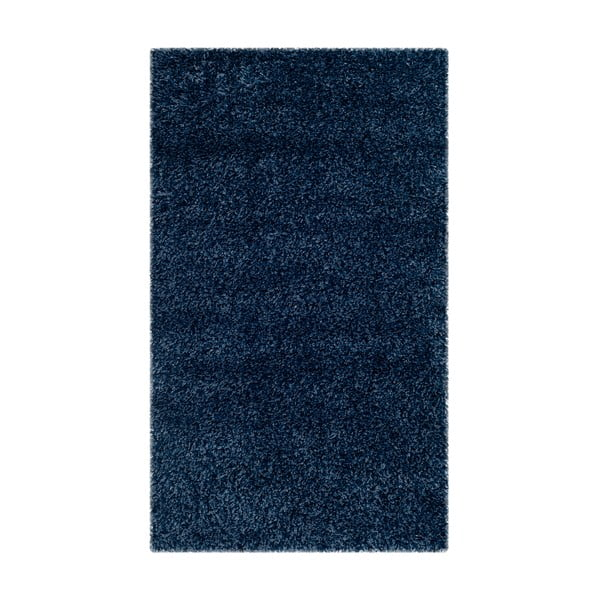 Koberec Crosby Blue, 91x152 cm