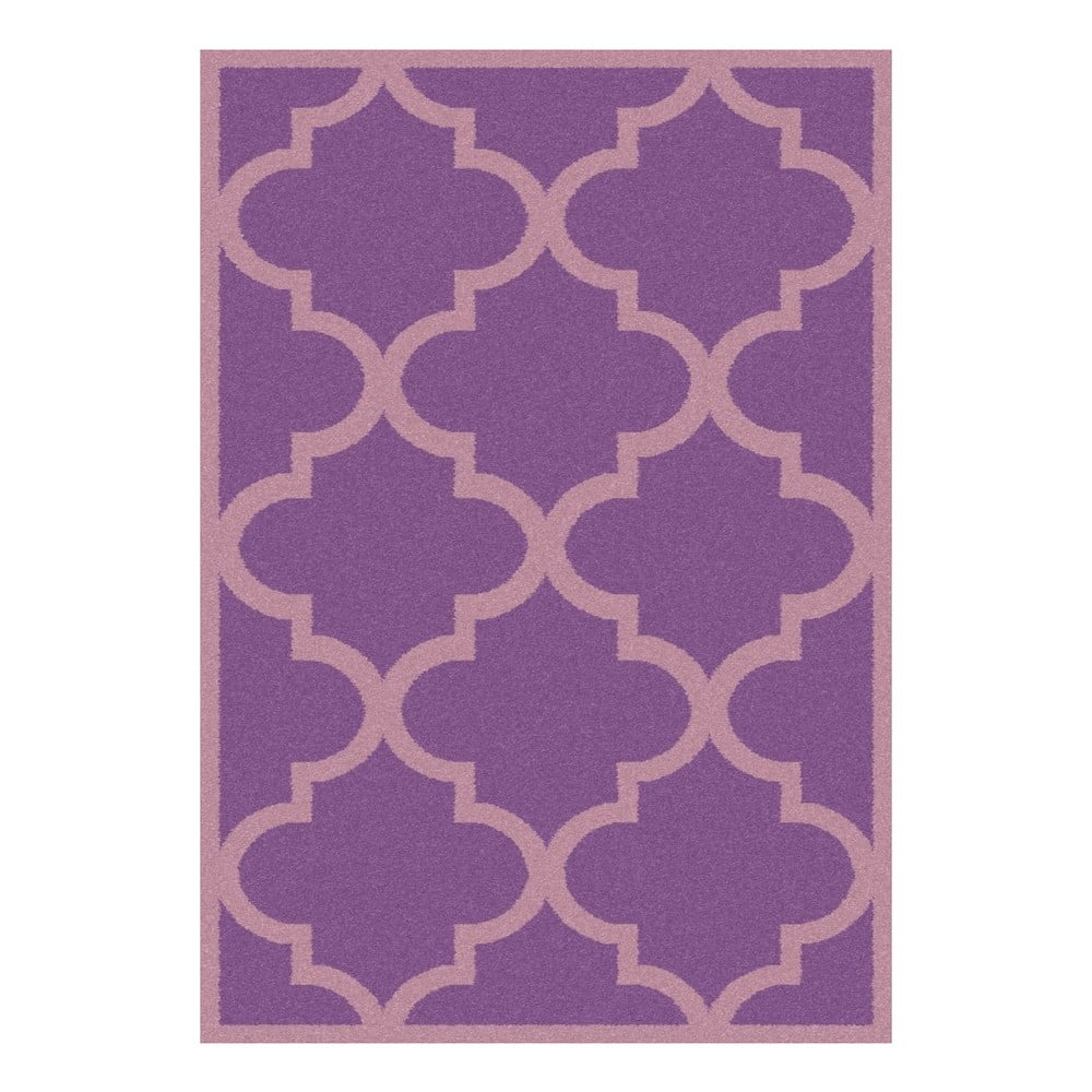 Fialový koberec Universal Nilo, 160 × 230 cm