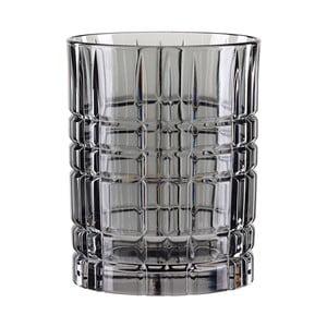 Pohár na whisky z krištáľového skla Nachtmann Highland Smoke, 345 ml
