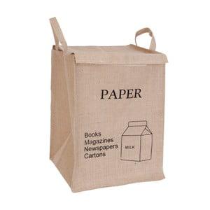 Kôš na recykláciu papiera Clayre & Eef