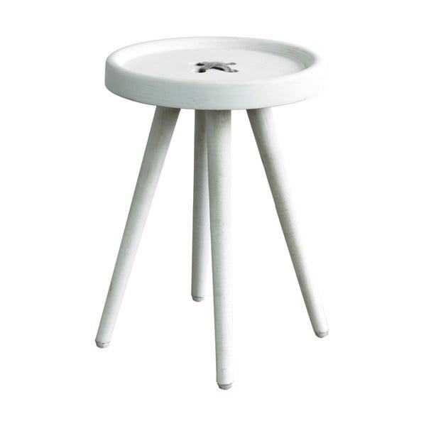 Odkladací stolík so svetlosivými detailmiHawke&ThornPreston