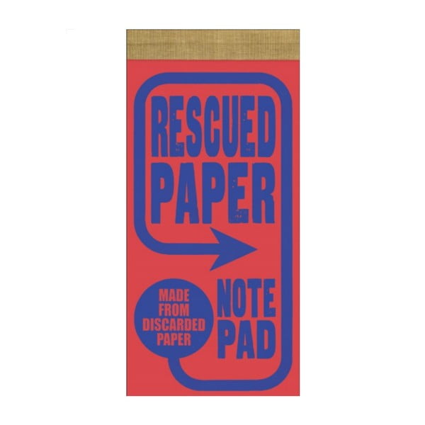 Blok Chronicle Books Rescued Paper Notepad