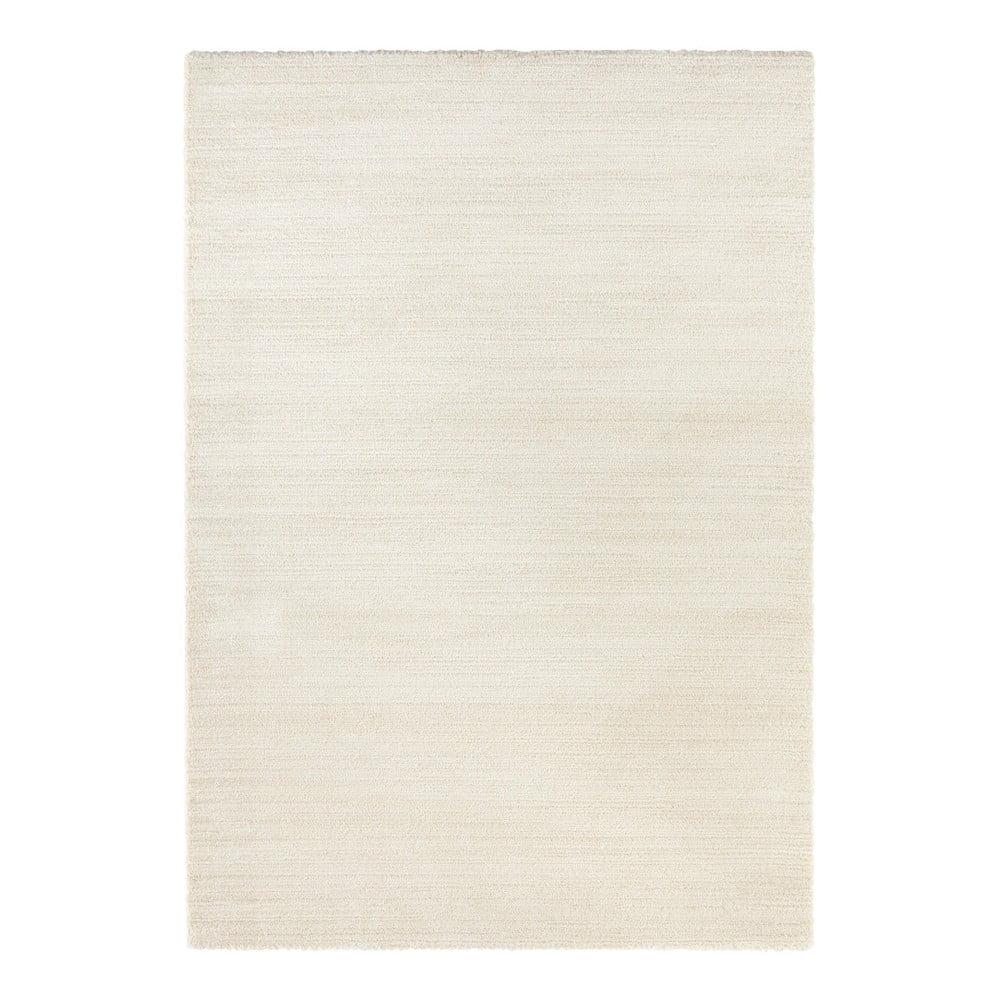 Svetlokrémový koberec Elle Decor Glow Loos, 80 x 150 cm