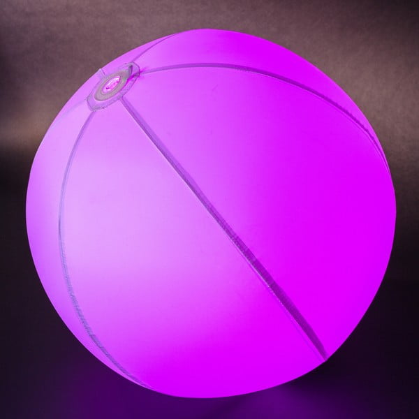Zahradné svetlo do vody Bubble, 60 cm