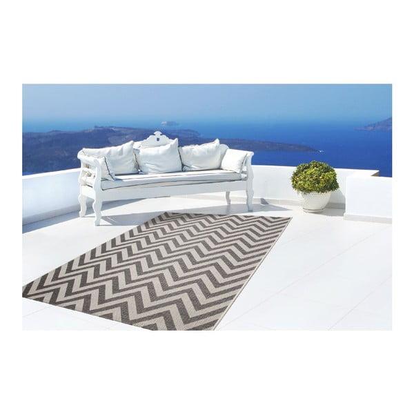 Koberec Tropical 350 Grey, 160x230 cm