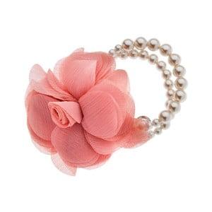 Ružový elastický náramok Ottaviani Roso