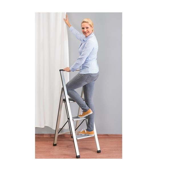Skladacie schodíky Wenko Ladder, 158 cm