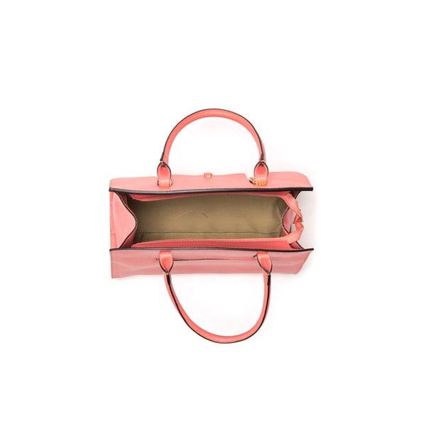 Kožená kabelka Renata Corsi 1108 Rosso Corallo