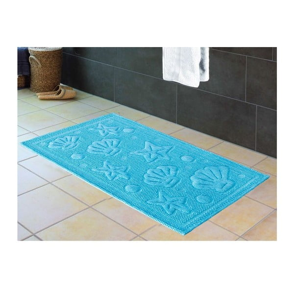 Predložka do kúpeľne Istra Turquoise, 60x100 cm