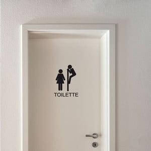 Samolepka Fanastick Toilettes Funny