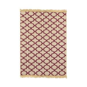 Červený koberec Floorist Claret Red,120x180cm