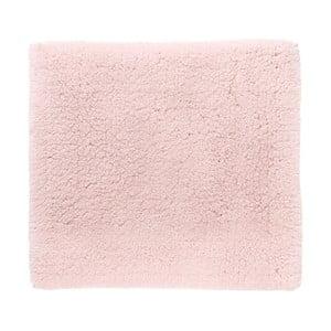 Ružová kúpeľňová predložka Aquanova Alma, 60×60cm