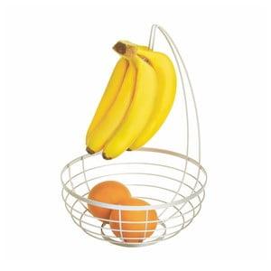 Košík na ovocie s háčikom iDesign Austin, ø 27,31 cm