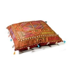 Meditačný vankúš Rajastan, 85x85 cm