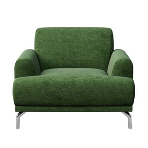 Zelené kreslo MESONICA Puzo