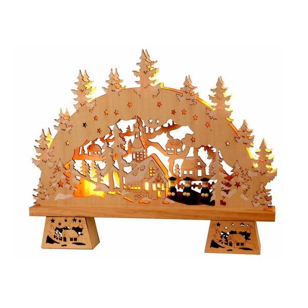 Svietiaca dekorácia Winter Decor