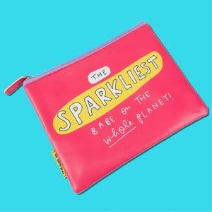 Kozmetická taštička/peňaženka Happy News Sparkliest Babe