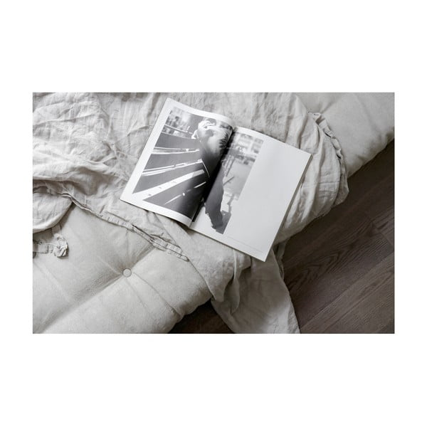 Variabilná pohovka Karup Design Roots White/Bordeaux