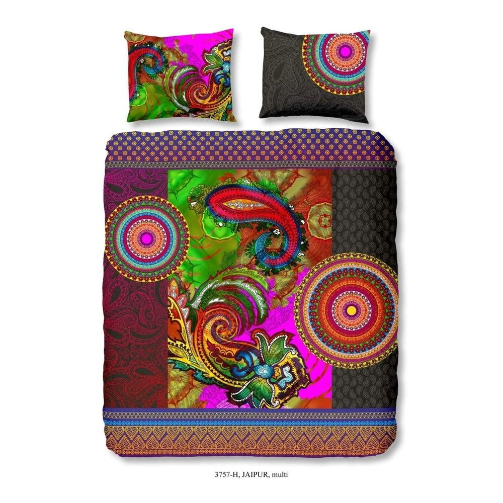 Obliečky na dvojlôžko HIP Jaipur, 200 × 200 cm + obliečky na vankúš 60 × 70 cm