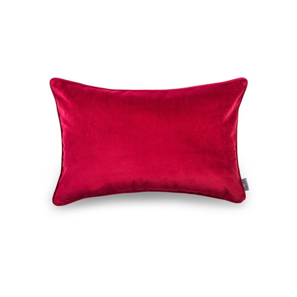 b324c34762 Červená obliečka na vankúš WeLoveBeds Elegant Burgundy 40 × 60 cm