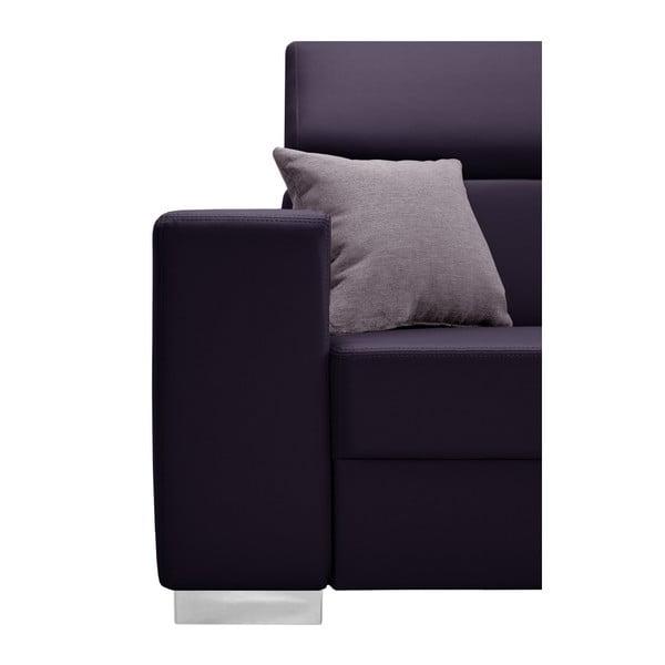 Slivkovofialová sedačka Interieur De Famille Paris Tresor, pravý roh