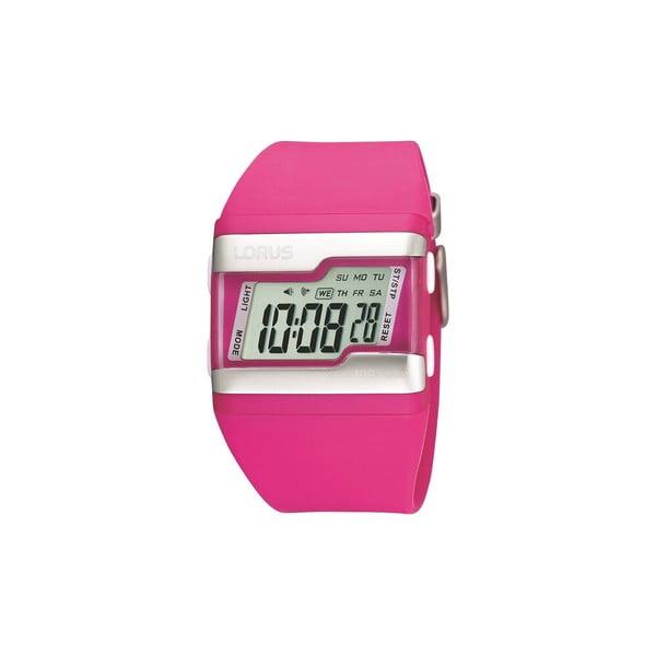 Dámske hodinky Lorus Pink/Pink