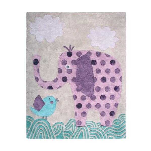 Detský koberec Nattiot Arno, 100x130cm