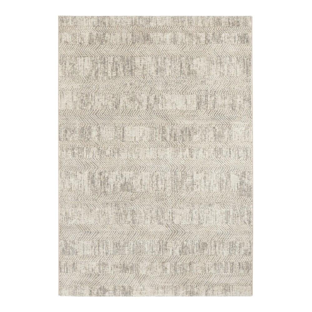 Svetlokrémový koberec Elle Decor Arty Gonesse, 80 × 150 cm
