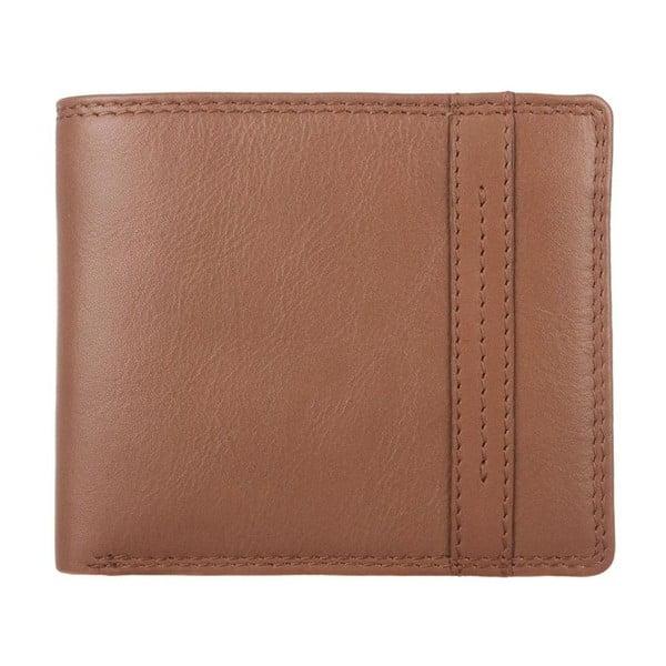 Kožená peňaženka Rufus Natural Veg