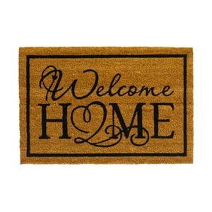 Rohožka Hamat Natural Welcome Home, 40 x 60 cm