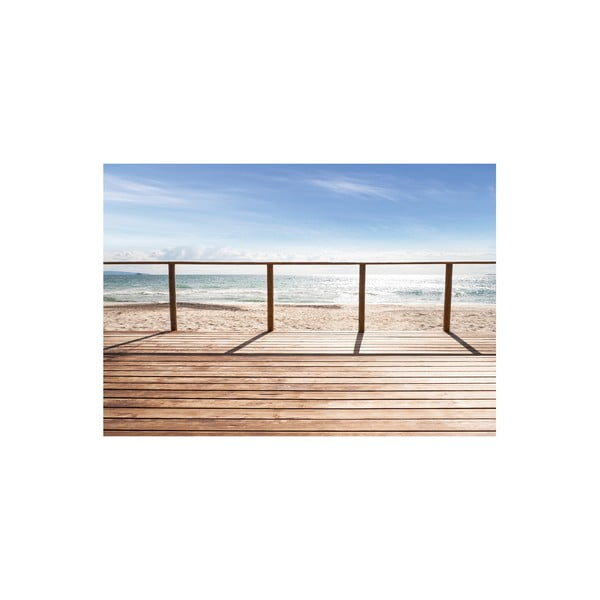 Veľkoformátová tapeta Na pláži, 254x366 cm