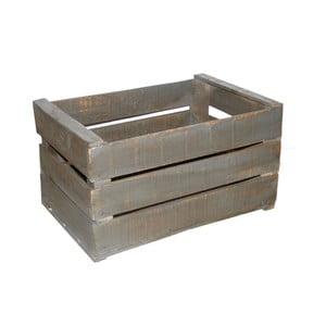 Drevený box Antic Line Greys