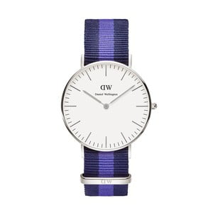 Dámske hodinky Daniel Wellington Swansea Silver