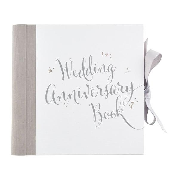 Kniha na zapisovanie výročí svadby BusyB