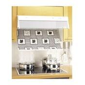 Sada 2 filtrov na digestor proti mastnotám Wenko Flatie