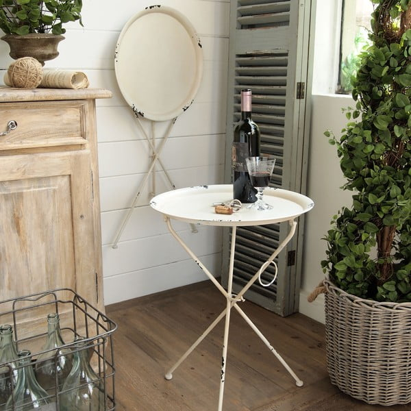Odkladací stolík Little Antique White