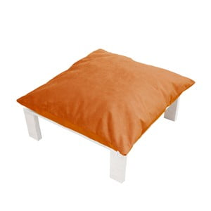 Podnožka s vankúšovými sedákmi Tanzania Orange